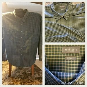 Van Heusen XXL Men's Dress Shirt